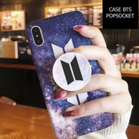 Case BTS Popsocket Custom Case Kpop Casing Ready Semua Tipe HP
