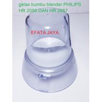 gelas bumbu blender philips HR 2056, HR 2057 ORIGINAL
