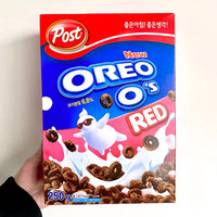 Oreo O Cereal Red