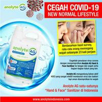 Anolyte AG Hand Sanitizer 5 Liter. Hand Sanitizer Cair Food Grade Aman