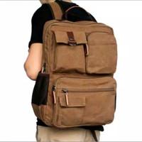 tas ransel laptop kanvas fashion pria baliyo tas punggung backpack