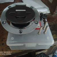 tutup tangki vixion new r15 xabre scorpio kotak scorpio z new