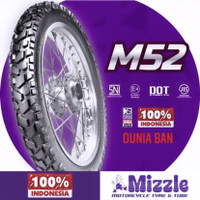 Ban Motor Mizzle M52 275-18 Tubetype ( Ban Luar )