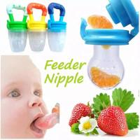 Empeng Dot Buah Bayi / Feeder Nipple
