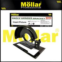 MOLLAR AGTMC-01 Dudukan Bracket Circular Saw Mesin Gerinda Tangan