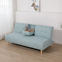 Ebonia - Sofa Bed Maxim Fabric (Kain)