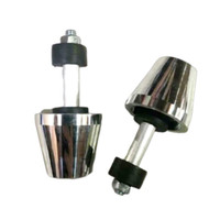 JALU BANDUL Stang full chrome silver model satria fu motor universal