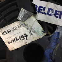 Kabel Belden 8479 Portable Cordage 14 AWG 3 Core isi 3