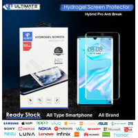 Ultimate HybridPro Hydrogel Screen Protector All Smartphone All Brand - Front Only