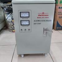 Stabilizer listrik MATSUNAGA 10.000 watt 10000 WAT 10.000 W STAVOL