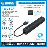 ORICO 7 Port USB 3.0 HUB - TWU3-7A