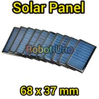 Solar Panel Pembangkit Listrik Tenaga Surya