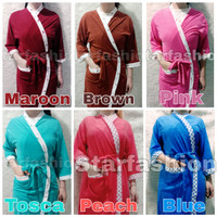 PROMO Handuk Baju Mandi / Kimono Mandi Dewasa TERMURAH