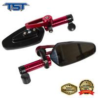 Spion TST Tipe 1263 CNC For Motor Honda Yamaha Suzuki