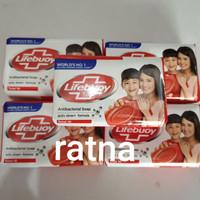 Lifebuoy Sabun Mandi Batang TOTAL 10 (75 Gr) Antibacterial Soap