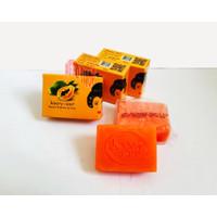 ORANGE PAPAYA / PEPAYA SABUN KAORY SAN BRIGHTENING SOAP BPOM 60 GRAM