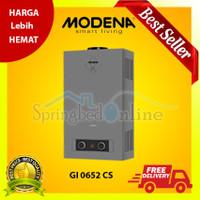 MODENA Water Heater Gas Instant 6 Liter -GI 0652 CS