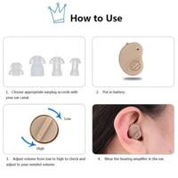 alat bantu pendengaran Axon ITE