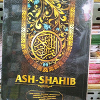 Al-Quran Ash- Shahib Besar A4 HC