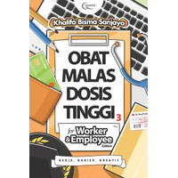 Obat Malas Dosis Tinggi for Worker and Employee Edition