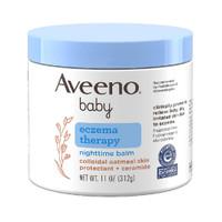 Aveeno Baby Eczema Therapy Night Balm 312gr