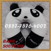 souvenir bantal leher custom kuping untuk anak anak