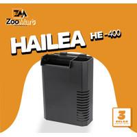 Hailea HE-400 Hang On Filter / Filter Ikan / Filter Aquascape