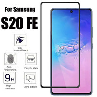 SAMSUNG GALAXY S20 FE TEMPERED GLASS 9D FULL COVER ANTI GORES KACA