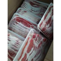 daging sapi slice tipis premium us shortplate 500gr shabu2 yoshinoya