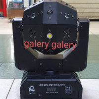 Moving head ball laser led 3in1 moving light