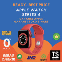 Apple Watch Series 6 Red with Red Sport Band 44mm 40mm 44 40 mm