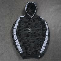 Hoodie Bape camo jaket / hd / sweater