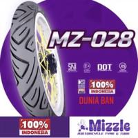 Ban Motor Mizzle MZ-028 60/80-17 Tubetype ( Ban Luar )