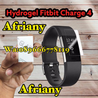 Fitbit Charge 4 Anti Gores Hydrogel Screen Protector Gel/Jelly