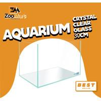 Aquarium Ultra Clear Glass 30cm