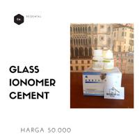 lem behel GIC( Glass Ionomer Cement)/bahan tambal gigi/tambalan gigi