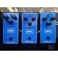 Efek Gitar Delay DMC Bonus clip BATRE desain bebas garansi 1th