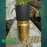 AXE DEO BODY SPRAY GOLD TEMPTATION UKURAN 150ML