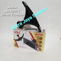 Tweeter Audax Ax 4000 T Titanium Speaker Panggil Walet Ax 4000T