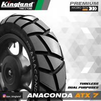 Ban Motor Scoopy - Kingland Anaconda ATX7 100/90-12 TL (not IRC, FDR)