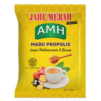 AMH Madu Propolis Jahe Merah