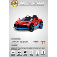 RECHARGEABLE / MAINAN MOBIL ANAK PACIFIC PM-7604