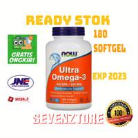 now foods ultra omega 3 500 epa /250 DHA isi 180 softgel