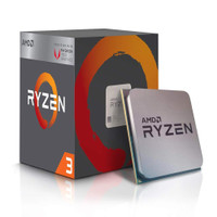 AMD Ryzen 3 3200G with Radeon Vega 8 Graphics Socket AM4