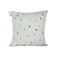 KANA Triangle - Sarung Bantal / Cushion Cover
