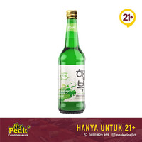 Happy Soju Green Grape 360ml