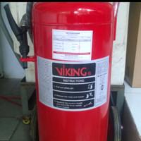 Apar viking abc powder avm 250 p 25 kg+trolly pemadam api