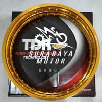 Velg Lingkaran TDR Gold Uk 1.40/1.60 Ring 17