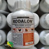 Rodalon Antiseptik Obat Kutu Disinfektan Ampuh Pembersih Kandang
