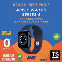 Apple Watch Series 6 Blue with Blue Sport Band 44mm 40mm 44 40 mm